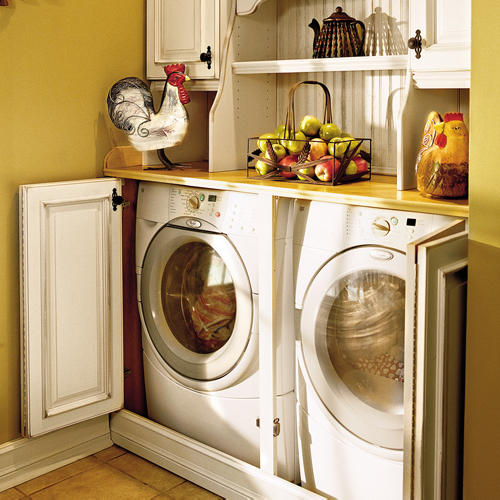 A Household Dream Hide Large Appliances Southern Living
