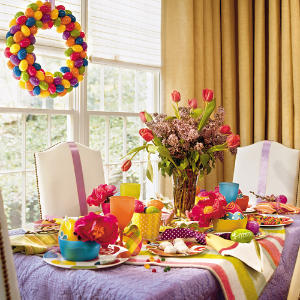 Set a Spring Table - Southern Living Mobile