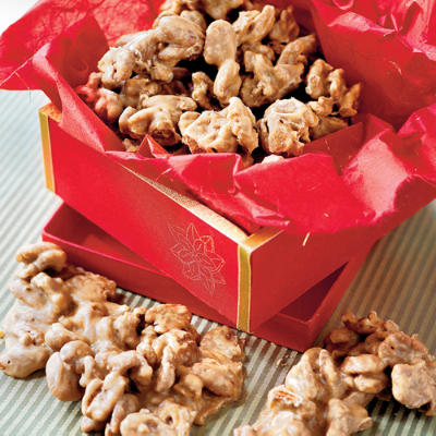 Praline Pecans - Giftworthy Christmas Candy Recipes ...