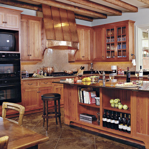 Wood Cabinet Colors Kitchen: Which Wood Works For Your Kitchen?