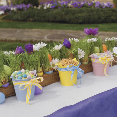 Egg cellent decorating ideas slide show easter party on Spring decorating ideas