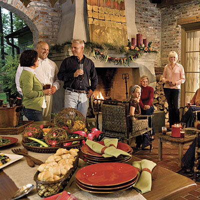 cajun christmas decorating ideas southern living - Cajun Christmas Decorations