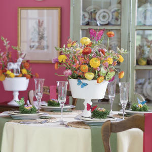 southern living easter decorating ideas