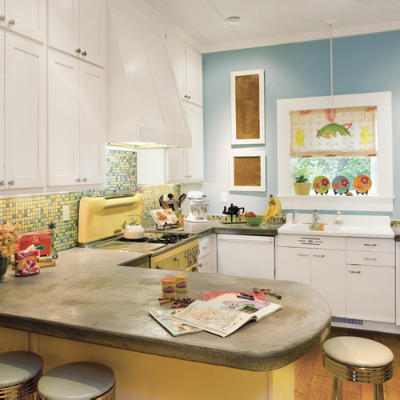 Kitchen Inspiration G Shaped Kitchen Kitchen Layouts And Essential Spaces Southern Living