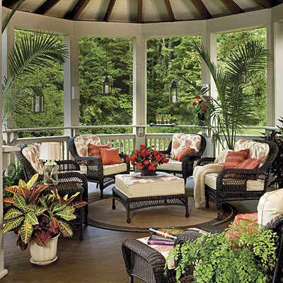 Porches And Patios We D Love To Relax On Decor And Style