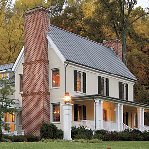 New homeplace southern living for New homes that look old