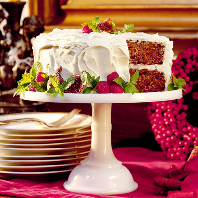Fig Cake Recipe Heavenly Holiday Desserts Southern Living