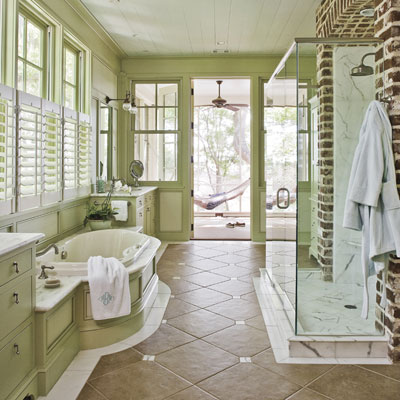 Master Bathroom Decorating Design Decorate With Trim