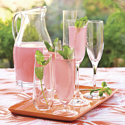 Cool Beverages - Wedding Bridal Shower Ideas: Food Recipes