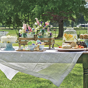 easter recipes table settings southern living