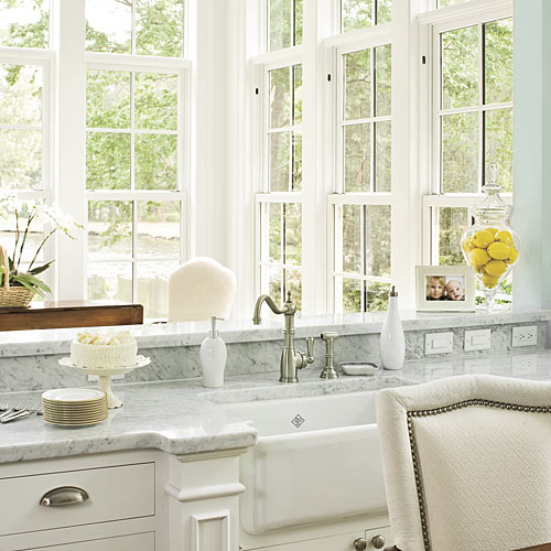 Elegant Kitchens: Simply Elegant: Sources