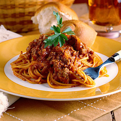 Ground Beef Recipes: All-In-One Spaghetti - 31 Quick Ground Beef ...