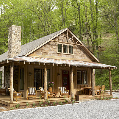 mountain getaway cottage in asheville north carolina southern