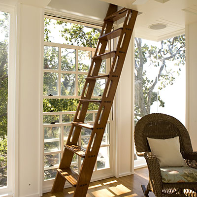 Mahagony Ship S Ladder Southern Home Awards Best New