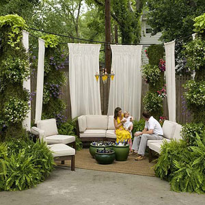 Outdoor Makeovers for Your Backyard, Deck, Front Entryway ... on Southern Outdoor Living id=93186