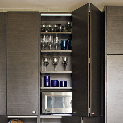 Kitchen Cabinet Types Frameless Cabinets Kitchen