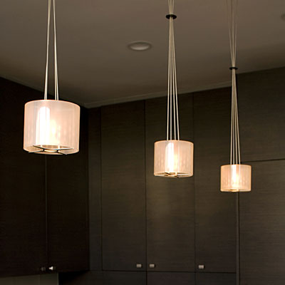 Netkitchen Lightning : Kitchen: Pendant Lights - 2009 Southern Home Awards Best New Kitchen ...