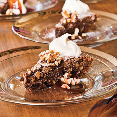 This fudge pie is one of the most wickedly delicious chocolate ...