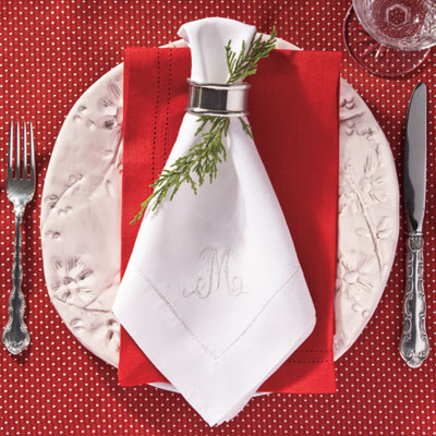Christmas Dinner Napkin Ring Ideas Christmas Napkin