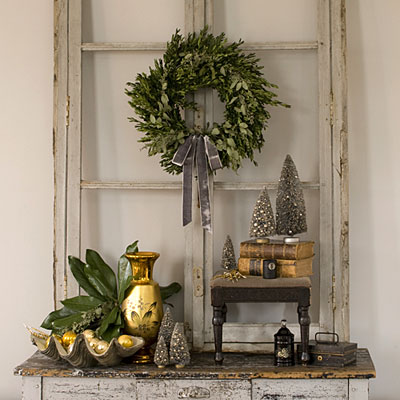 Vintage christmas decorations window frames vintage christmas decorations - Pinterest deco vintage ...