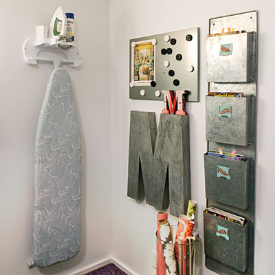 Create An Ironing Station 10 Ways To Organize The