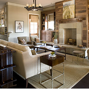 Casual living room decorating ideas southern living for Casual living room design ideas