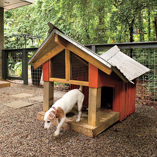 Dog House Designs Southern Living
