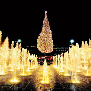 Kansas City Plaza Christmas Lights And Mayors