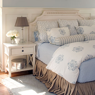 Relaxing Tones Master Bedroom Decorating Ideas Southern Living