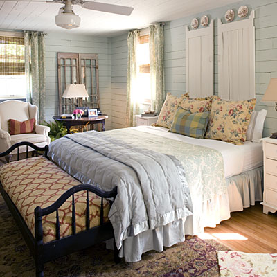 End of the Bed Bench - Stylish Bedroom Seating | Southern Living