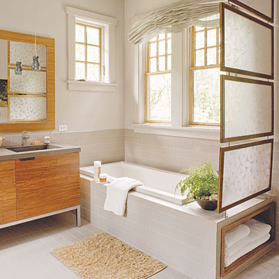 luxurious master bathroom design ideas southern living