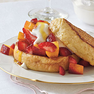 ... Mother's Day and serve up some healthy English Muffin French Toast