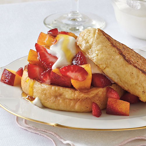 mother s day and serve up some healthy english muffin french toast ...