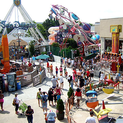 The Souths Best Roadside Attractions Funland Amusement