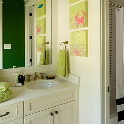 Children 39 S Bathroom Decorating Ideas Be Artistically