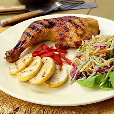 Honey-Lime Grilled Chicken Recipe - Favorite Grilled Chicken Recipes ...
