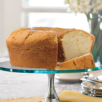 Top Rated Pound Cake Recipe