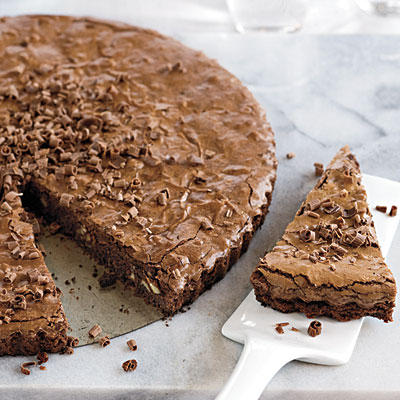 Forget the fruit. This one's for chocolate lovers! The rich chocolate ...