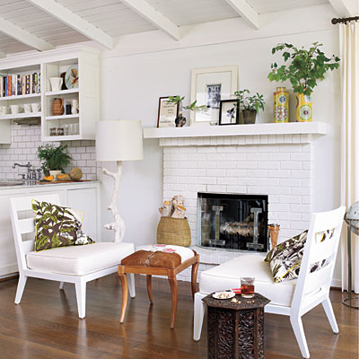 Decorate With White White Decorating Ideas Southern Living