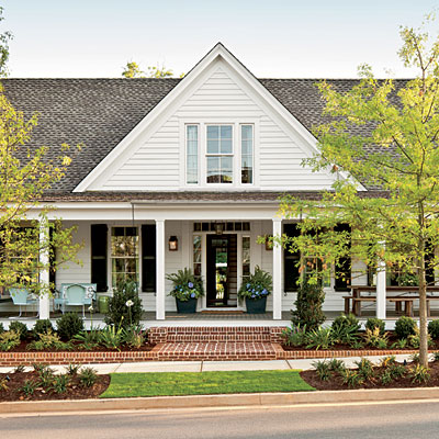 Photos besides California House Styles Living With Flair Casual Chic And  fort also 2 Story House Plans With Porches in addition 2 Story Plantation House moreover Planner 5d Home Design Ideas. on southern style house plans with porches
