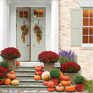 Fall Outdoor Decorating Ideas Southern Living