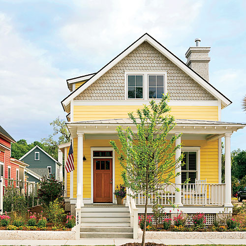 Best planned community southern living for Best home builders in south carolina