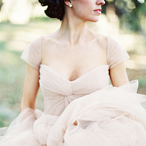 gorgeous cap sleeve wedding dresses southern living