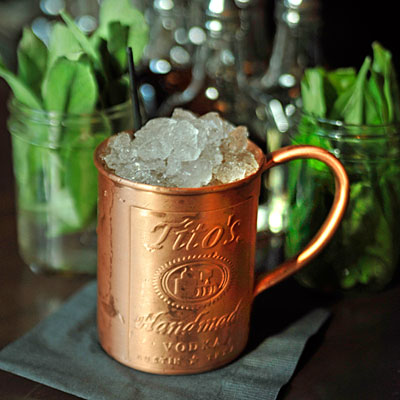 You re having mule variations a refreshing mix of vodka fresh