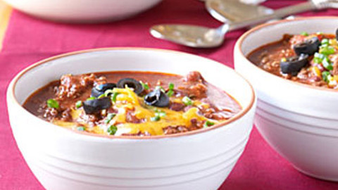 Best Slow-Cooker Chili