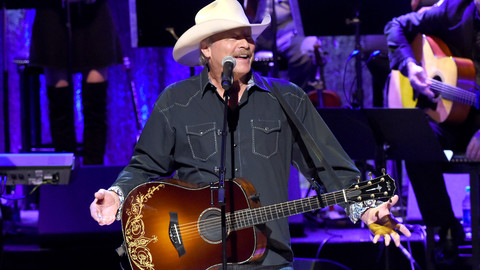 Alan Jackson to Be Inducted Into the Country Music Hall of Fame