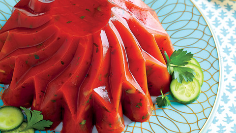 Five Reasons Southerners Love Tomato Aspic
