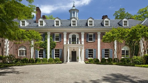 Jackie Kennedy's Virginia Childhood Home is For Sale