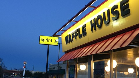This Proves Waffle House Was the Best Place to Celebrate the Eclipse