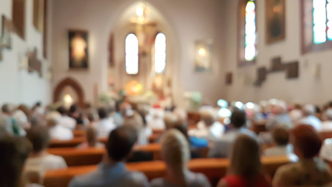 Study Finds People Who Regularly Attend Church Are Happier Than Those Who Don't